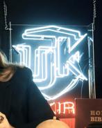 Tj kirk sign on TRIGGERED