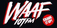 WAAF 107 FM