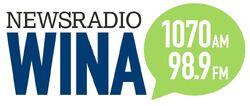 WINA 1070 AM 98.9 FM