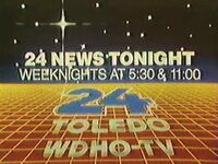 Wnwo wdho 24news tonight promo 1983b