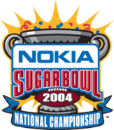 2004 Sugar Bowl logo