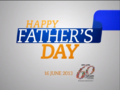 Abs cbn father's day 2013 greeting