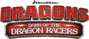 Dragons - Dawn of the Dragon Racers Logo