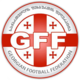 Georgian Football Federation logo (2014)