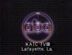 KATC - ABC Net ID - 1981