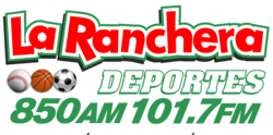 La Ranchera Deportes Houston 850-101.7