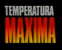 Temperatura Máxima 1989