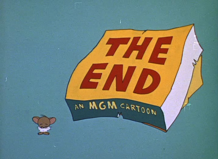 image the end the tom and jerry cartoon kit jpg logopedia