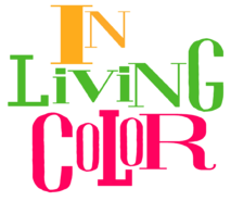 The Original In Livlng Color Logo