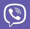 Viber icon purple