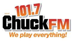 WAVF 101.7 Chuck FM