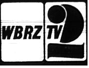 WBRZ logo 1960s