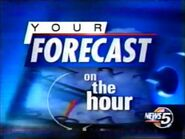 WEWS Your Forecast On The Hour