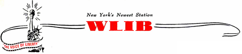 WLIB - 1941 -November 18, 1943-