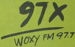 WOXY Mason 1990