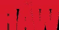 WWF Raw (1993-1997) Logo
