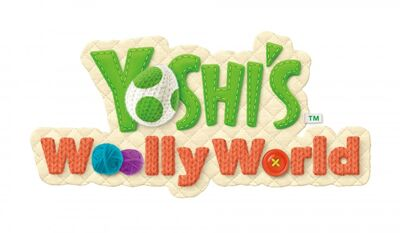 WiiU YoshisWoollyWorld logo E3-960x560