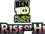 Ben 10 Alien Force: The Rise of Hex