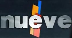 Canal Nueve Río Gallegos (Logo 2015)
