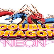 Double Dragon Neon Logopedia Fandom