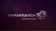 FremantleMedia Enterprises Purple Background