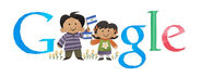 Google Childrens Day 2013 (El Salvador)