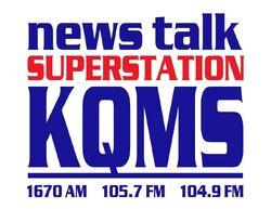 KQMS 1670 AM 105.7 104.9 FM