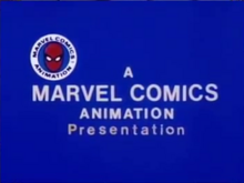 Marvel Comics Animation 1978 b