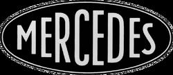 Mercedes benz logo 1902