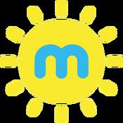 Milkshake! Logo (2017; Sun)