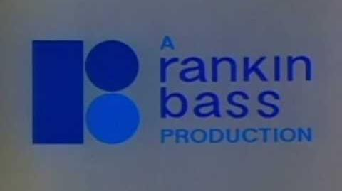 Rankin Bass Productions sped up logo (1975)