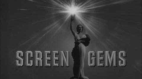 Screen Gems (1960-A) & Sony Pictures Telelvision (2002) B&W
