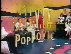 Silvia Poppovic 1995