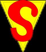 Superman symbol (1938-1939)