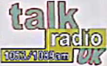 Talk Radio UK pre-launch logo
