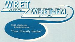 WBET Brockton 1961