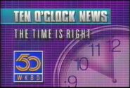 WKBD News Promo 1994