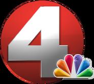 Wcmh tv logo icon 3d