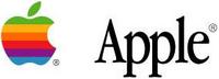 Apple corporate logo