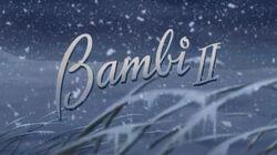 Bambi II logo