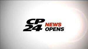CP24 news opens