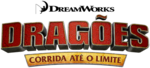 Dragons Race to the Edge Brazilian logo