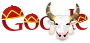Google Farmer's Day - Royal Ploughing Ceremony