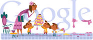 Google Mother's Day 2013 International