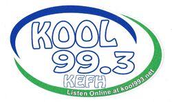 KEFH Kool 99.3