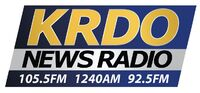 KRDO Newsradio 105.5 FM 1240 AM 92.5 FM