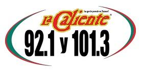 La Caliente 92.1 and 101.3 KCMT