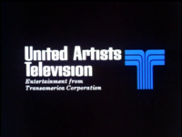 United Artists Television 1968