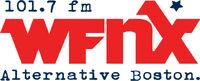 WFNX logo