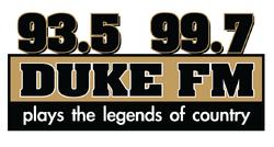 WGEE 93.5-WDKF 99.7 Duke FM